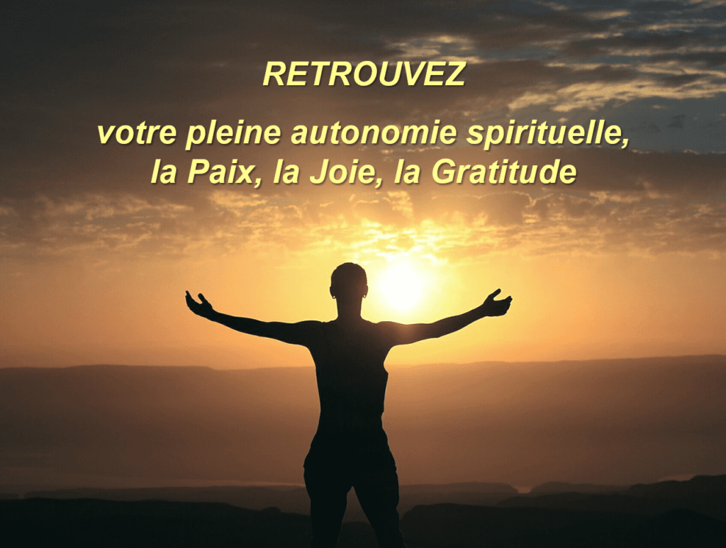 Autonomie Spirituelle - Conscience & Energie 1